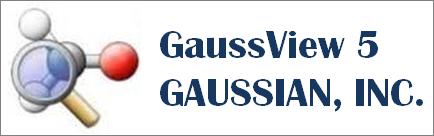 GaussView 5 Logo