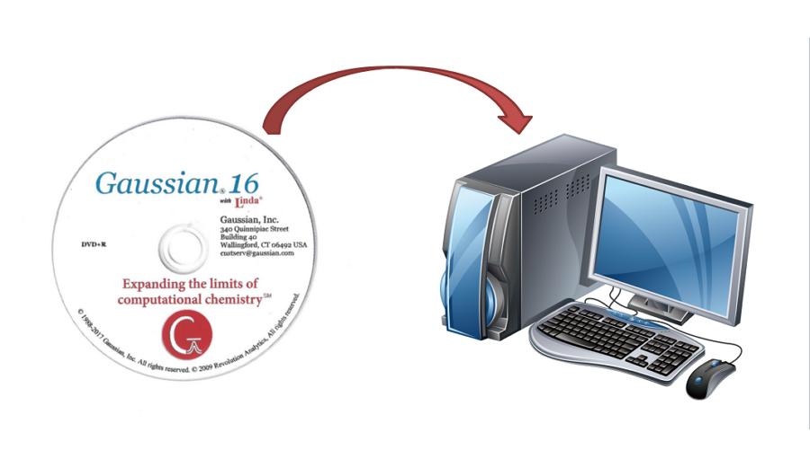 Gaussian 16安装教程