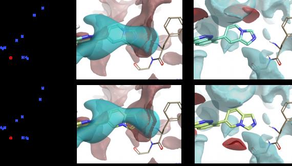 化合物3、4叠合到4Z3V