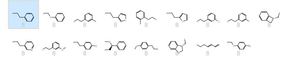 高苯丙氨酸类
