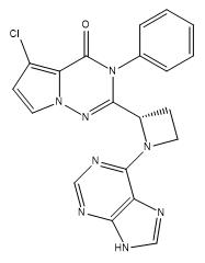 化合物19
