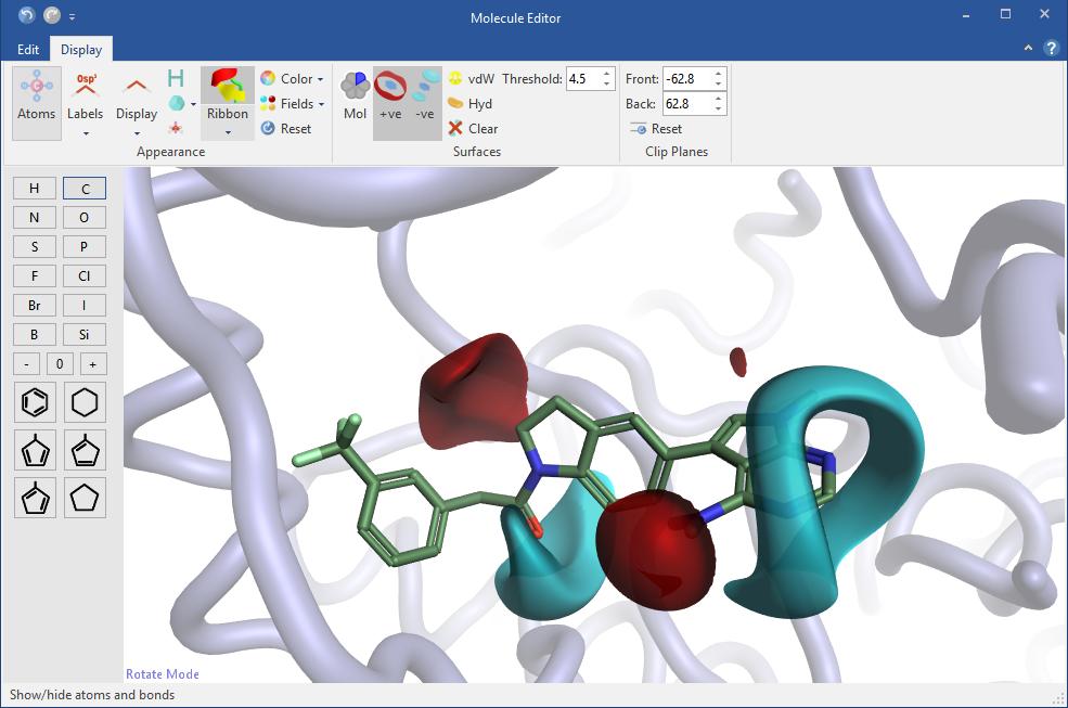 设计新分子